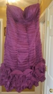 **Boutique NIGHT Out Dress (strapless)
